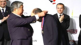 ASI World Sommelier Competition – Chile 2010 – World Champion Gerard Basset